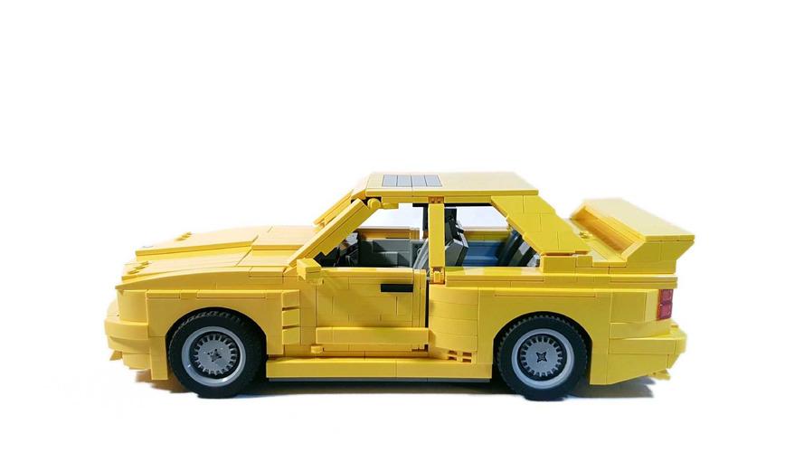 BMW M3 - Lego Ideas