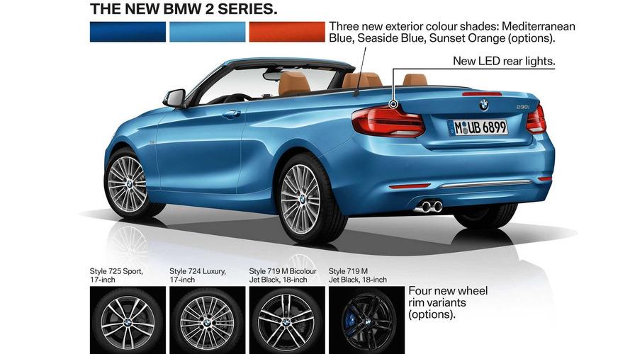 2018 BMW 2er Coupé, Cabriolet, M2