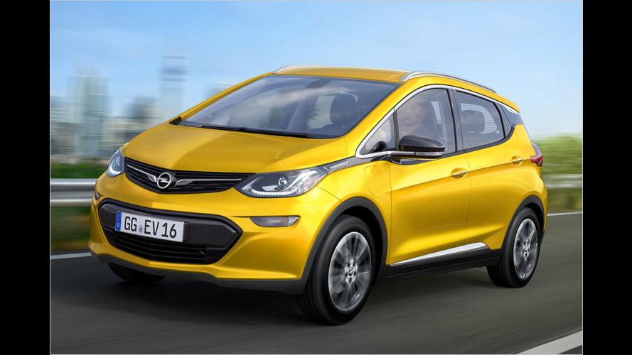 Ampera-e: Opel bringt Elektroauto