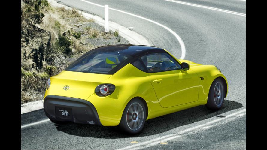 Toyota: Kleiner Sportler in Serie?