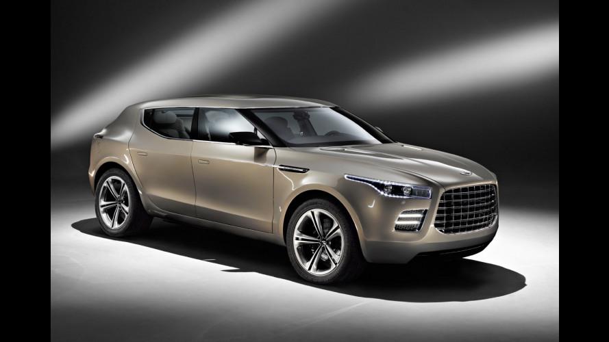L'Aston Martin Lagonda si farà