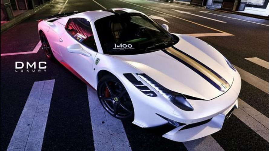 Ferrari 458 Italia MCC Edition, ancora più leggera