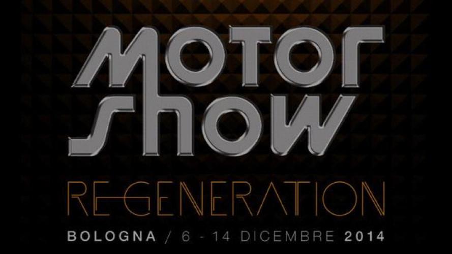 """Motor Show di Bologna: il 2014 sarà """"re-generation"""""""