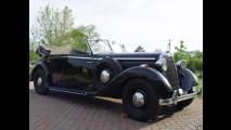 La Mercedes di Indiana Jones all'asta su eBay