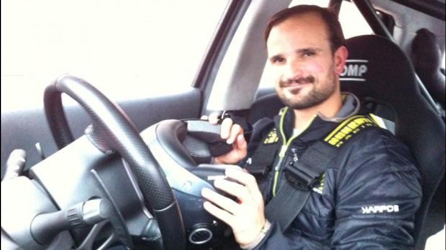 Motor Show 2012: con Tonio Liuzzi sulla Nissan Juke R