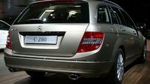 New Mercedes C-Class Estate