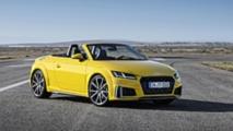 Audi TT restylée 2018