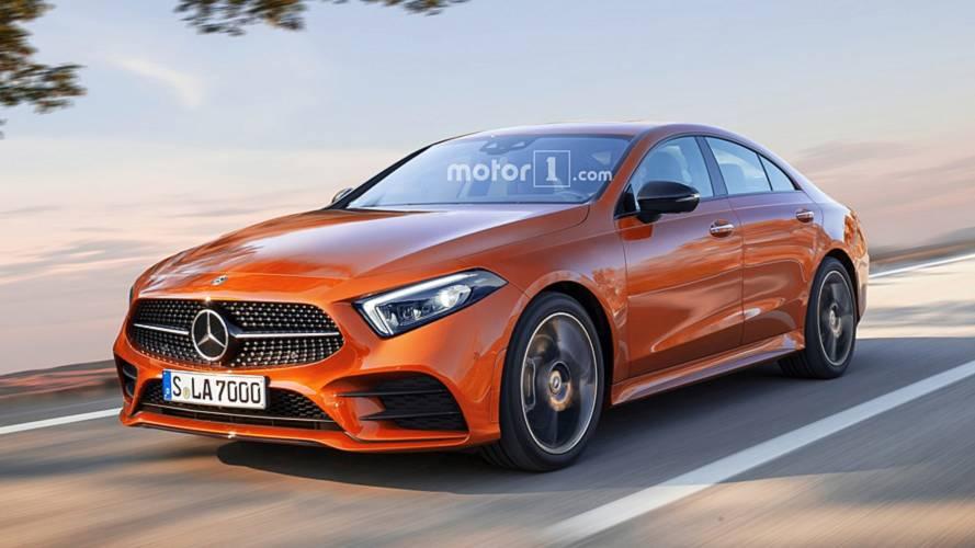Projeção: Mercedes-Benz CLA 2020 apostará em design inspirado em cupê