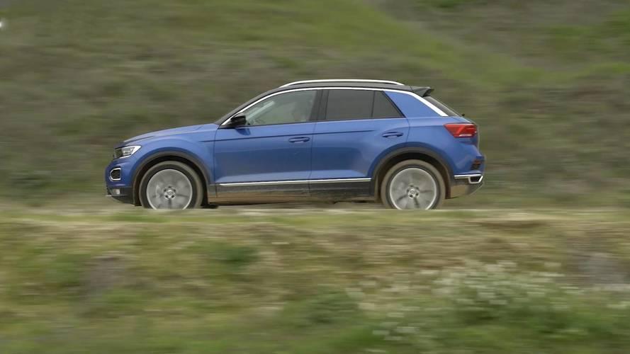¿Qué coche comprar? Volkswagen T-Roc 2018