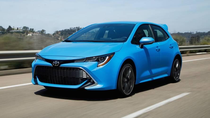 Toyota Corolla Hot Hatch Could Go Hybrid