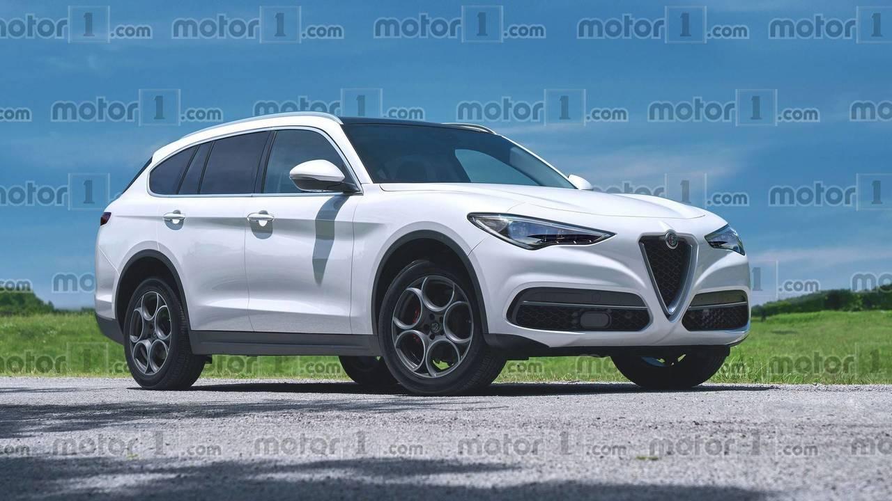 Alfa Romeo C Suv 2020