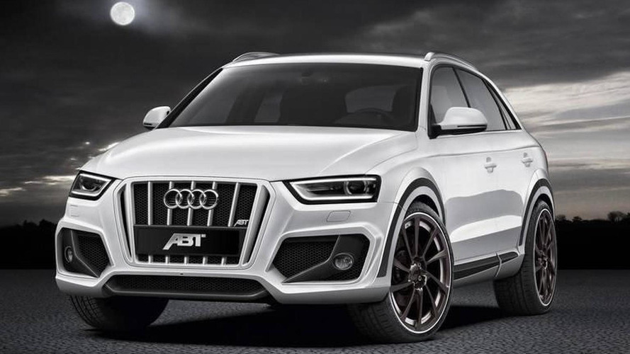 ABT Sportsline previews its Audi Q3