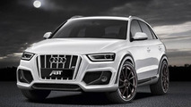 Audi Q3 by ABT Sportsline previewed 11.08.2011