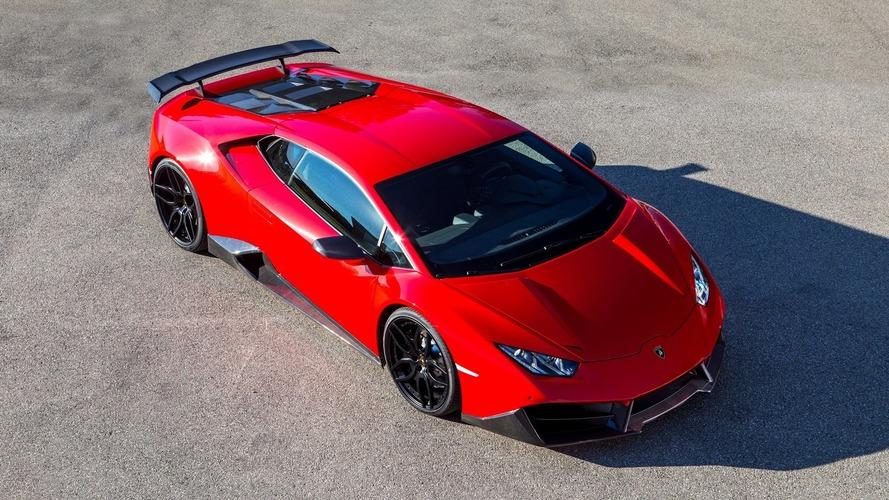 Lamborghini Huracan, süperşarj ile 830 bg'e ulaştı