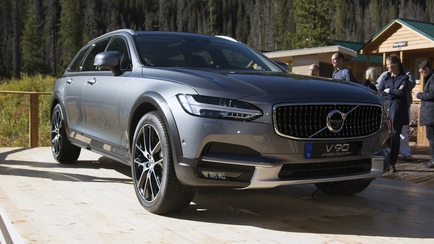 Volvo V90 Cross Country detailed in six videos