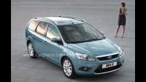 Ford apresenta nova perua Focus Wagon 2008
