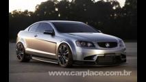 Holden revela Coupé 60 Concept - A versão coupé do Novo Omega