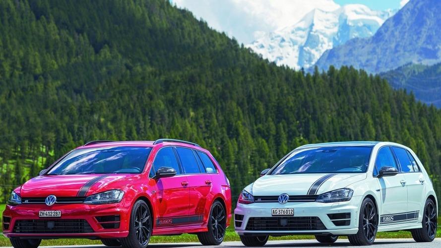 Volkswagen Golf R360S - Uniquement pour la Suisse