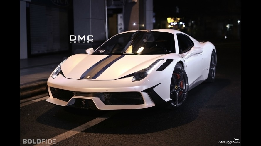 DMC Ferrari 458 Italia MCC Edition