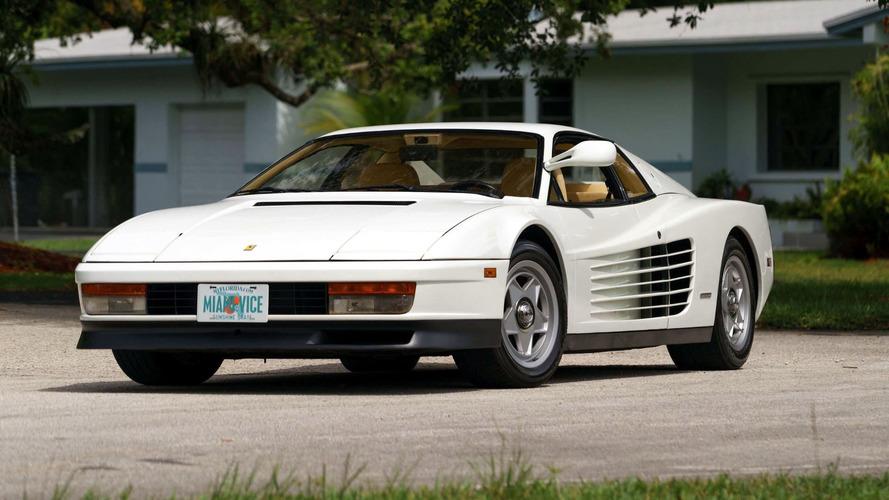 Ferrari perd le nom Testarossa !