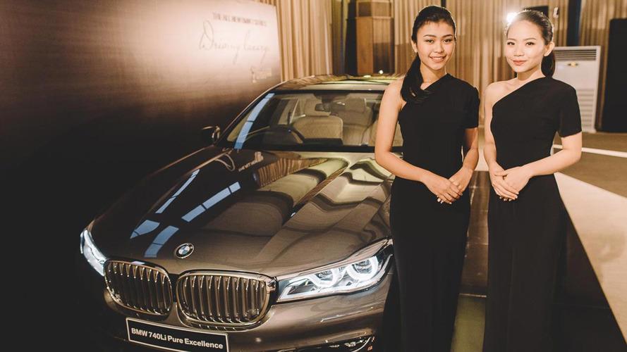 BMW 7 Serisi artan talebi karşılamak için Endonezya'da üretime başlayacak