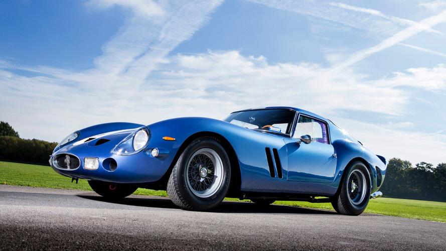 Ismét egy Ferrari 250 GTO lett a világ legdrágább autója