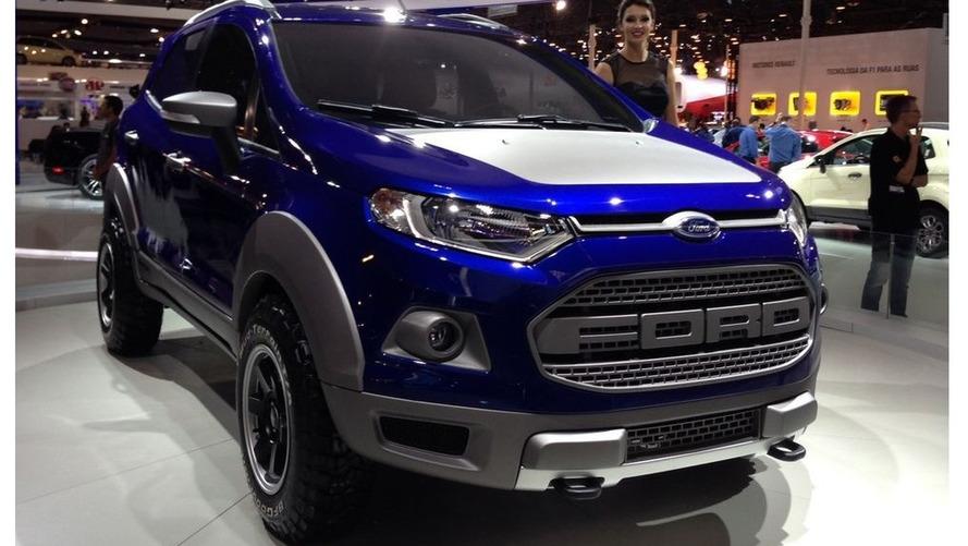 Conceitos esquecidos: Ford EcoSport Storm era mais radical que o carro de produção