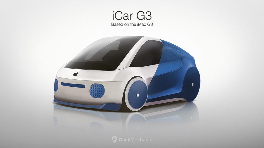 Lehet, hogy mégsem tett le az Apple saját önvezető rendszerének elkészítéséről