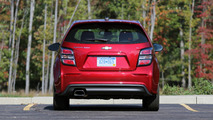 2017 Chevy Sonic 5dr Review