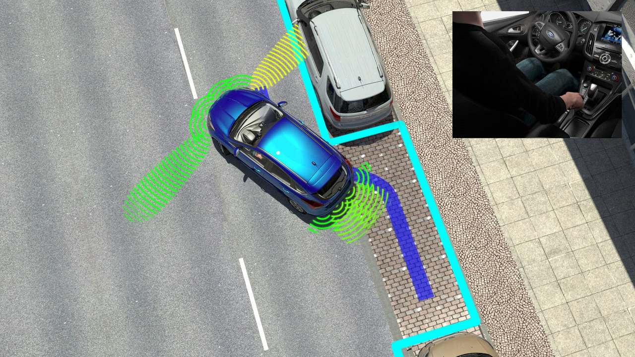 Ford next generation assistance technologies