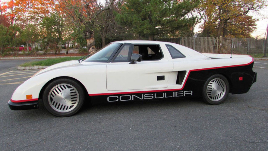 Own this strange 1988 Mosler Consulier GTP sports car