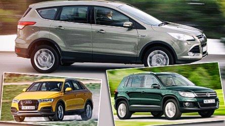 Top 10: Das sind Deutschlands beliebteste Gebraucht-SUVs