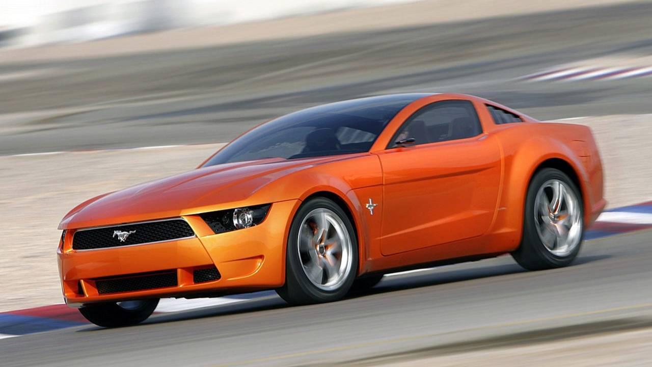 2006 Mustang By Giugiaro Concept