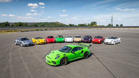 Descubre la evolución del Porsche 911, a lo largo de la historia