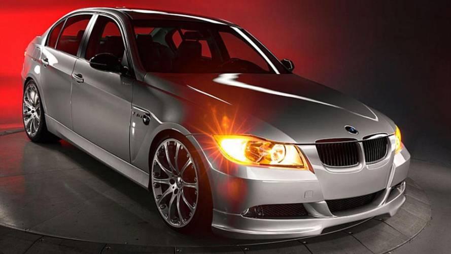 Bu satılık BMW E90, 550 beygir güce sahip