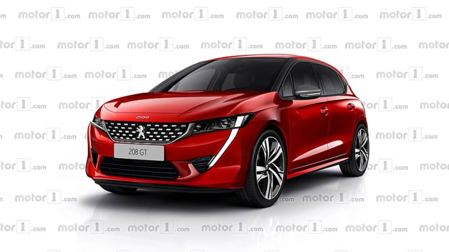2019 Peugeot 208 Would Look Great With Design Traits From 508
