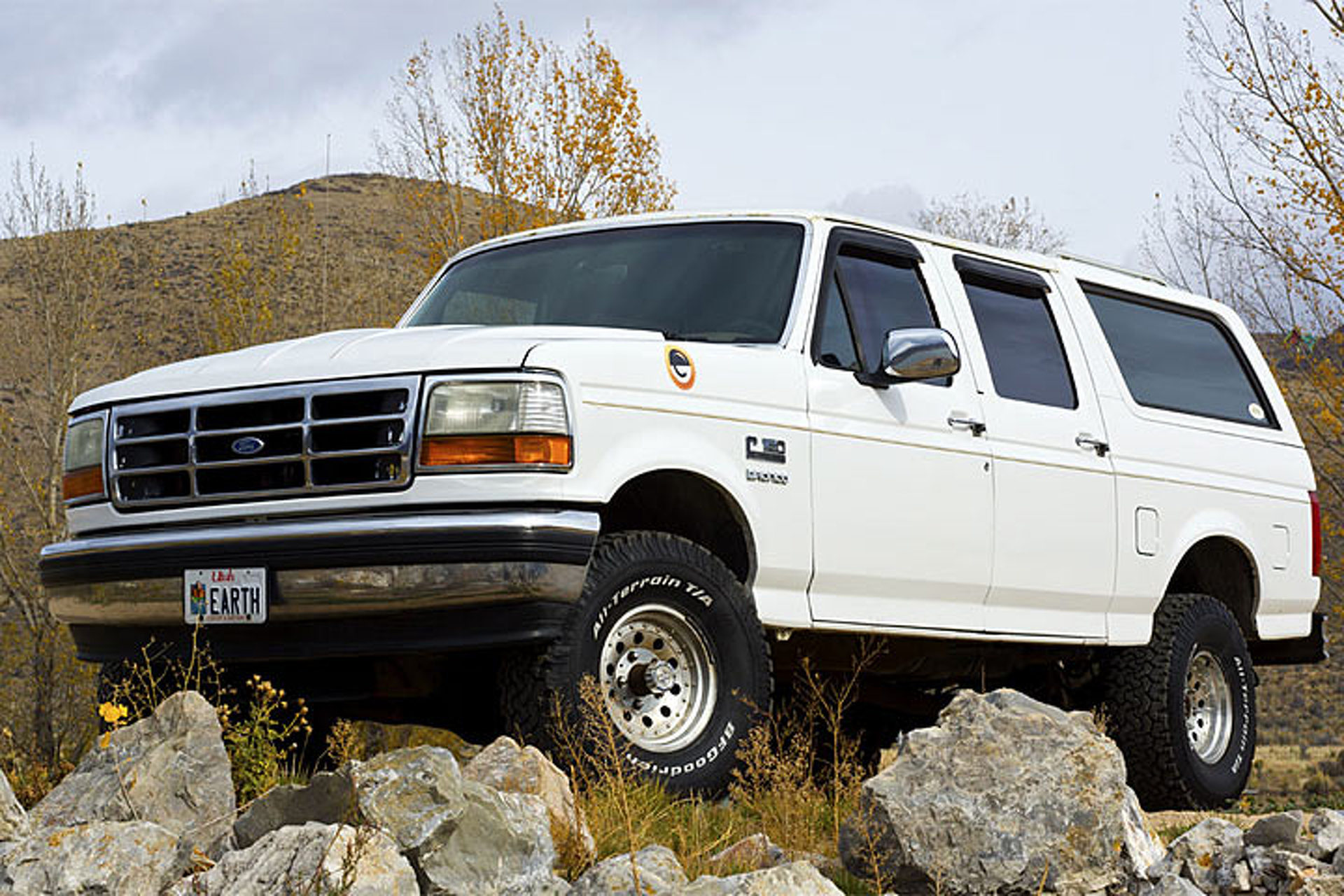 This is the 4-Door Ford Bronco You Didnu0027t Know Existed : bronco doors - pezcame.com