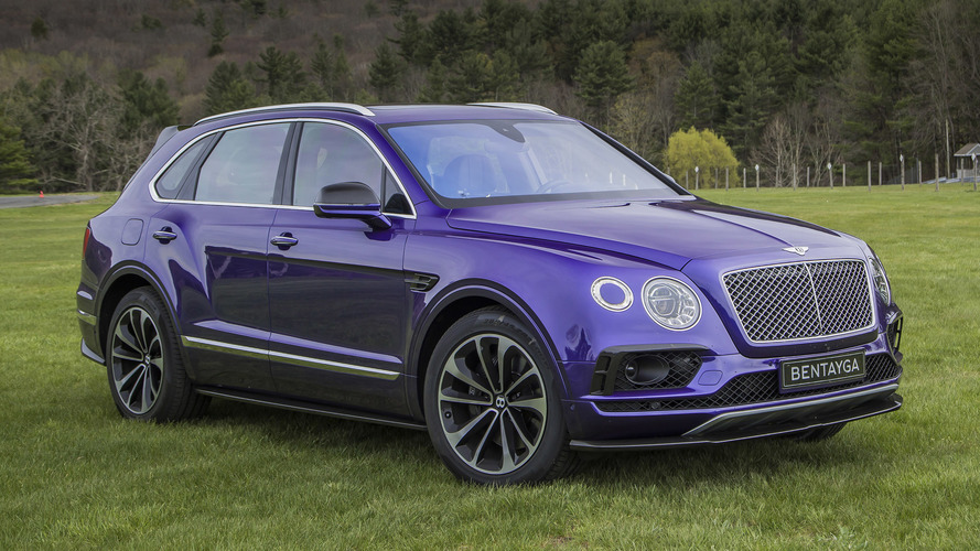 Bentley Bentayga'ya benzinli V8 seçeneği gelebilir