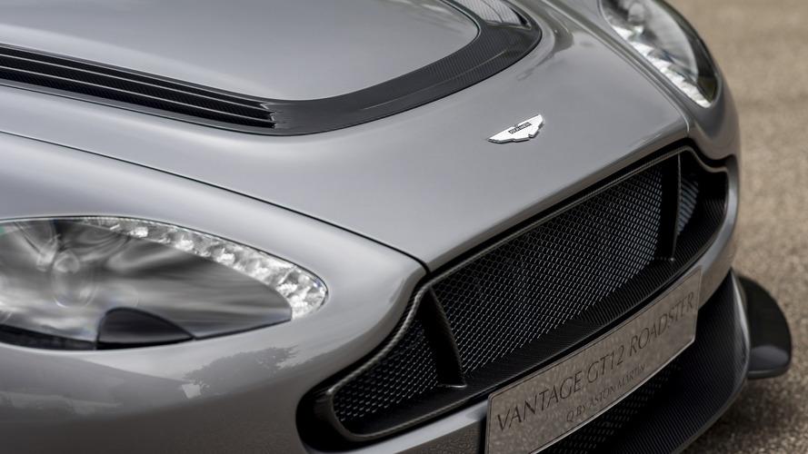 Aston Martin annonce des pertes de 153 millions d'euro