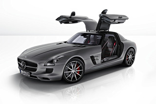 Unveiled: 2013 Mercedes-Benz SLS AMG GT