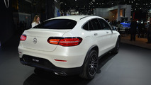 Mercedes-Benz GLC Coupé au salon de New York