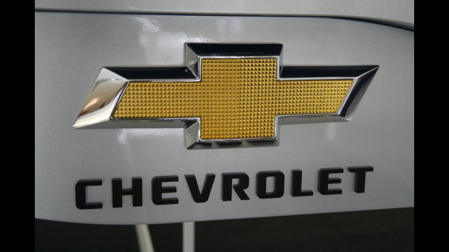 Chevrolet è tutta nuova