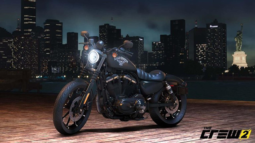 Harley-Davidson Teams With Ubisoft For The Crew 2