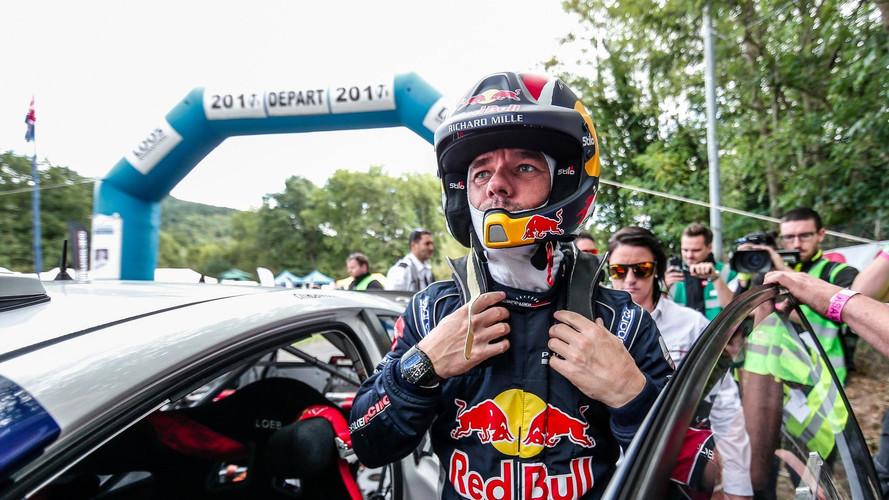 Sébastien Loeb de retour à bord de la Peugeot 208 T16 Pikes Peak