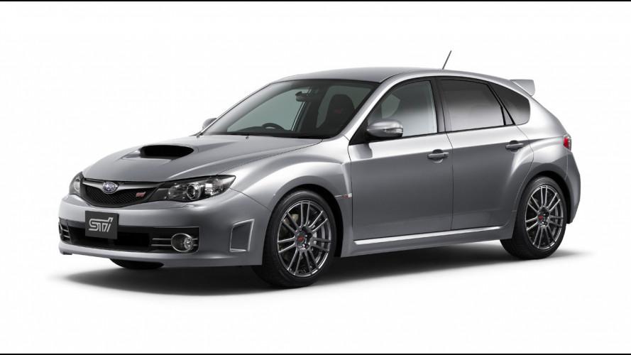Subaru Impreza WRX STI A-Line Type S