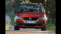La nuova Volkswagen Touran
