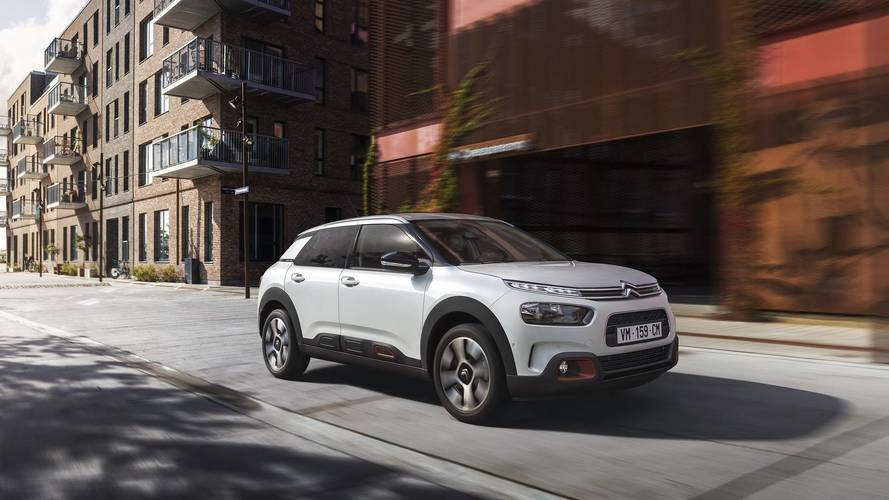 Citroen C4 Cactus Ditches Unconventional Styling For 2018