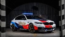 BMW M5 MotoGP biztonsági autója
