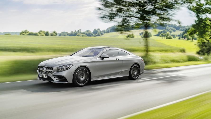 VIDÉO - Les Mercedes Classe S Coupé et Cabriolet en action !