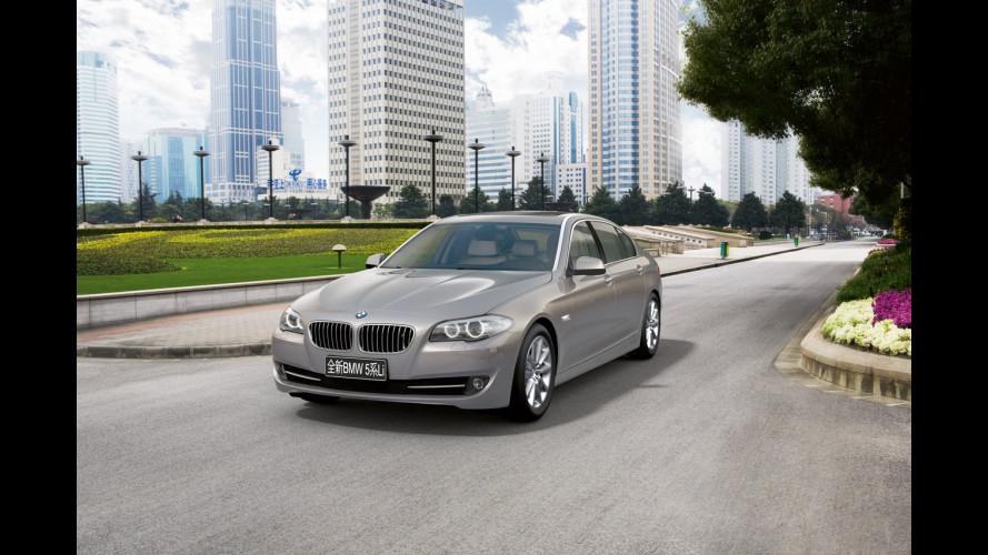 BMW New Energy Vehicle